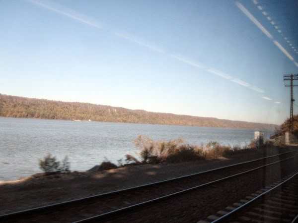 Drive up to Croton-Harmon on the Metro-North Hudson Line