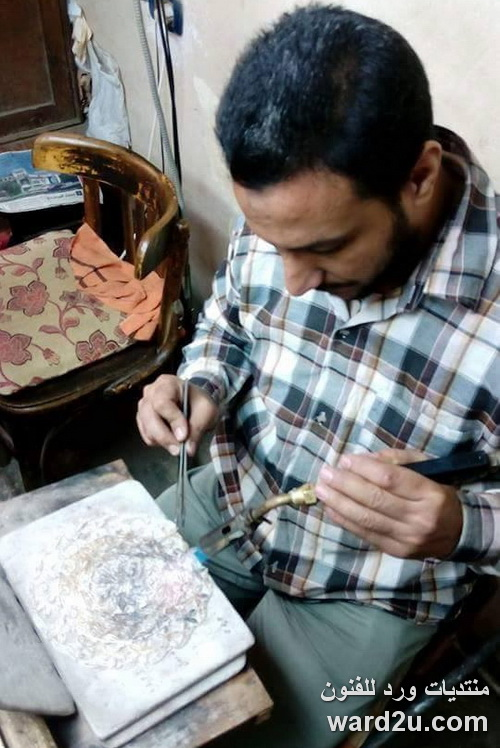فن صياغة الشفتشى والفنان هانى ياقوت Filigree Accessories