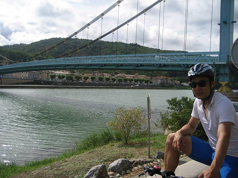 ขี่จักรยานข้ามประเทศ จากสวิตเซอร์แลนด์ไปถึงสเปน