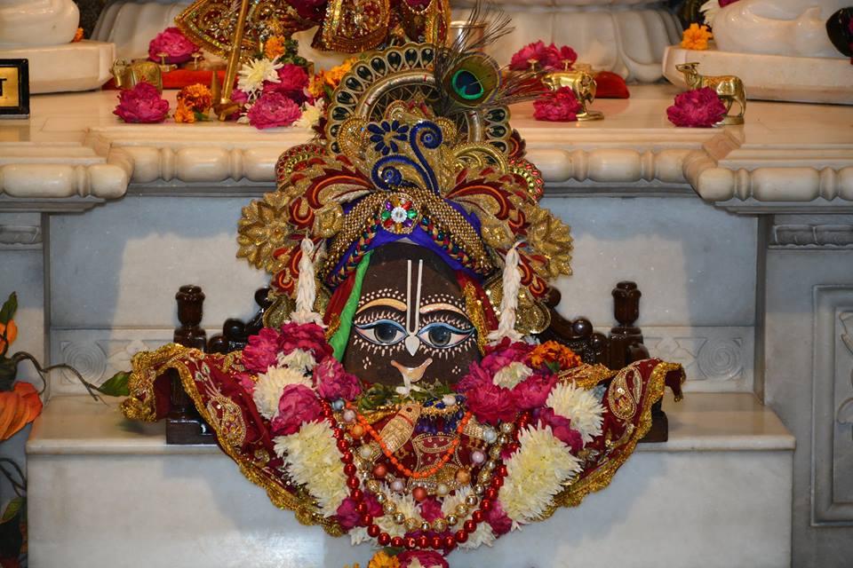 ISKCON Ujjain Deity Darshan 03 Jan 2017 (12)