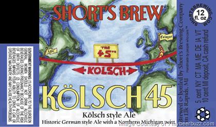 Shorts Kolsch 45