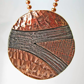 Three Rivers of Steel Pendant