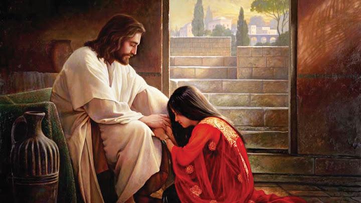 Sự tha thứ của Chúa