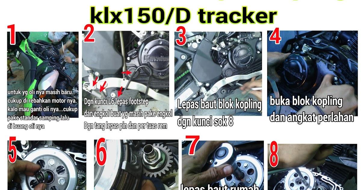 KLX150 Tips, trik and share: Tutorial ganti kampas kopling ...