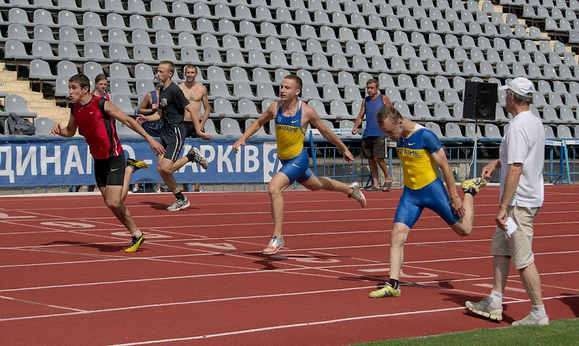 фотографии Чемпіонат Харківської області серед юніорів з легкої атлетики