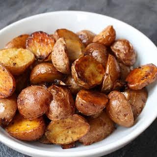 Smoked Paprika Roasted Potatoes.