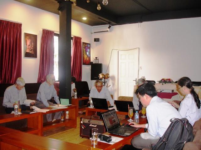 Ban Tổ Chức Đại Hội Huynh Trưởng GĐPTVN Trên Thế Giới NK.IV họp phiên thứ 2 – Chuẩn bị chính thức công bố các văn kiện Đại Hội