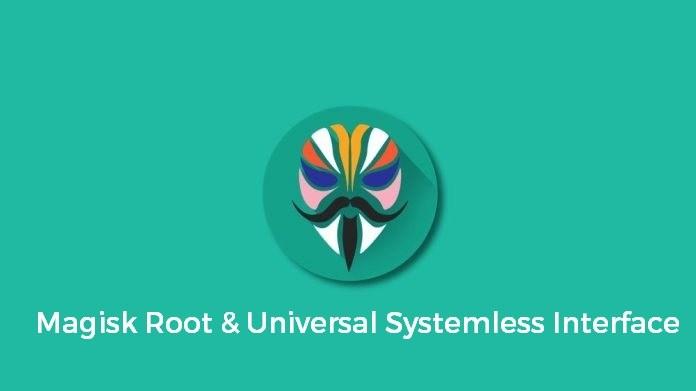 Aplikasi Magisk Root