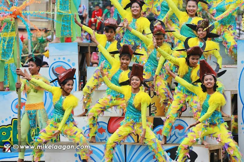 Sugbuan Festival Contingent