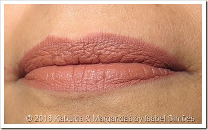 Batom Avon Perfectly Matte #Marvelous Mocha