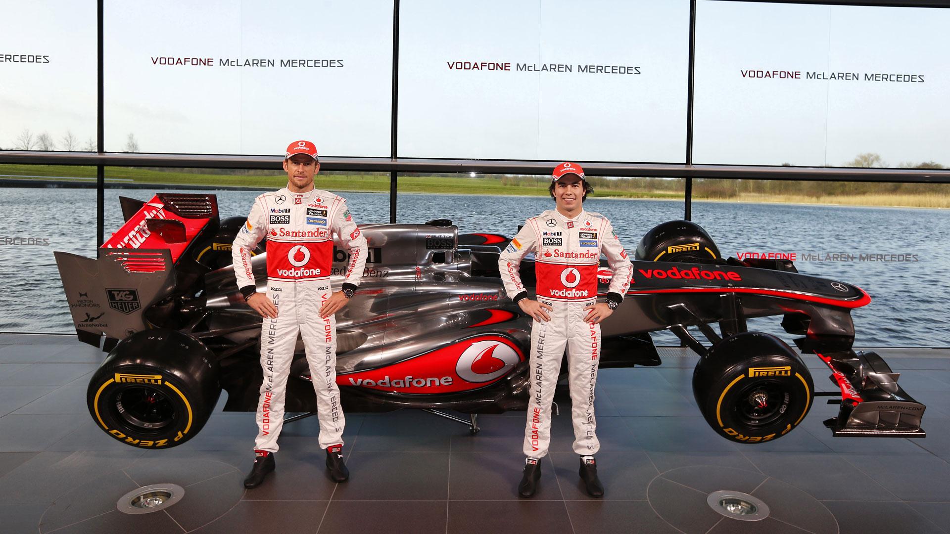 McLaren MP4-28 (2013) and MP4-29 (2014), profile – F1 Fanatic