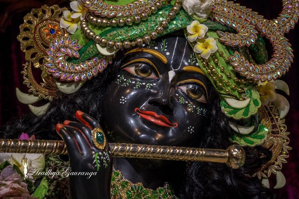 ISKCON Mayapur Deity Darshan 08 April 2016 (18)