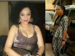 Lillian Bach Arrests Her Manager, Adedoyin Sulaiman Over Debt