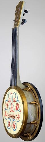American Reeds Mastro Plastic Banjo black Americana