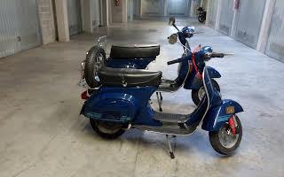 Piaggio Et3 125 Cc Rent Toscana