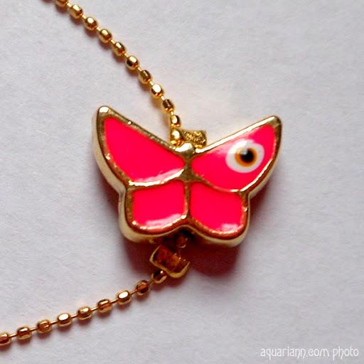 Butterfly Bracelet by HandeMadeIt