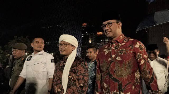 Aa Gym: Orang Paling Beruntung adalah Gubernur DKI Jakarta Sekarang