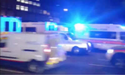 At least one dead and five injured in London Terror Attack