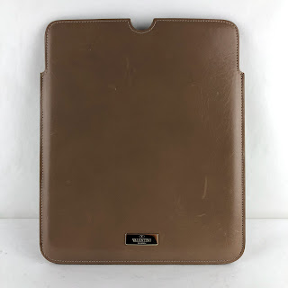 Valentino Tan Tablet Case