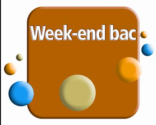 Week-end Bac