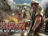 Modern Combat 2 : Black Pegasus v1.2.7 Apk Data Mod