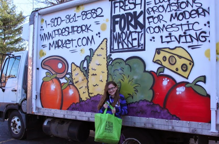 Embrace eating local! From 5 Reasons I Love my CSA