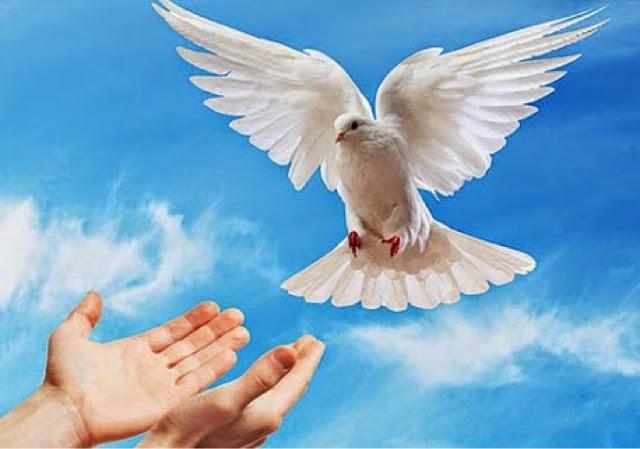 Resultado de imagen para reciban el espiritu santo