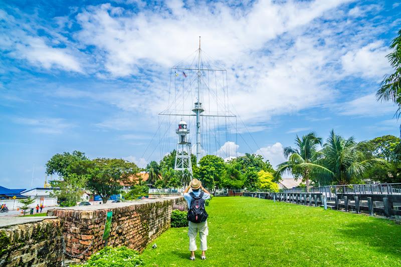 ペナン島 ジョージタウン コーンウォリス砦10