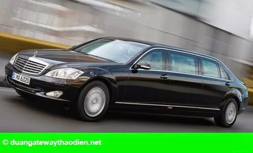 Hình 1: Không miễn thuế nhập khẩu ôtô dành cho nguyên thủ