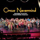 Circus Nevermind Optreeddag 14-6-2014