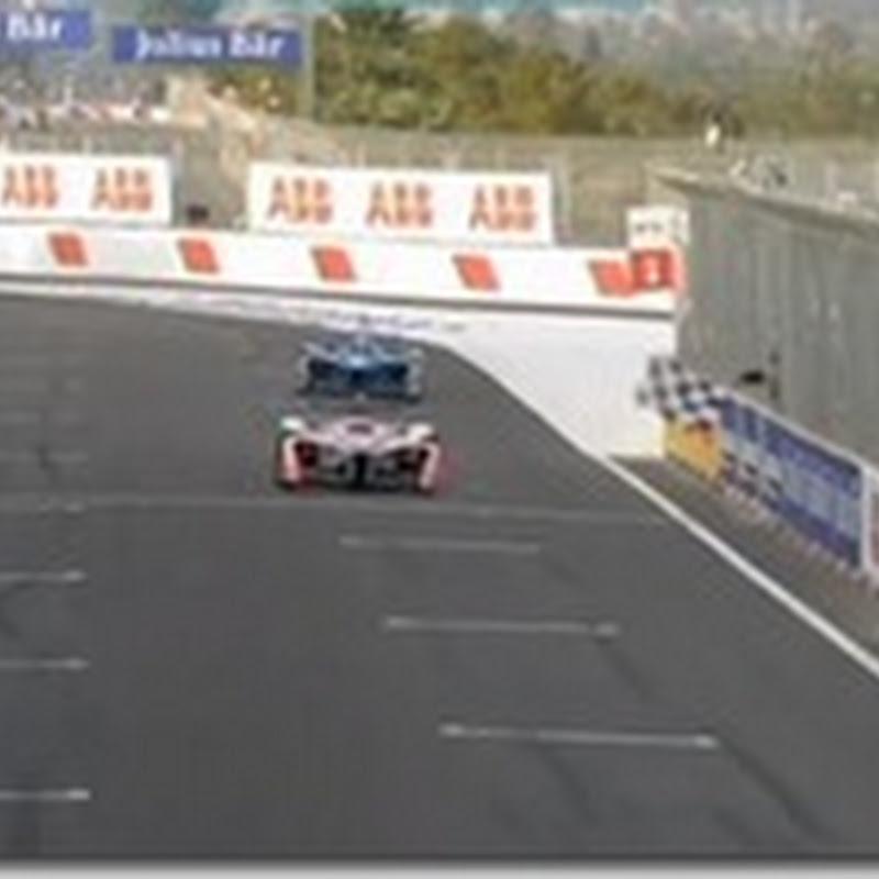 Formula E: Rosenqvist vince gara a Marrakech