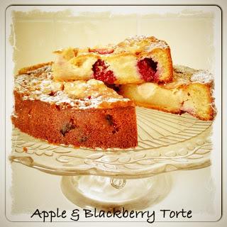 Blackberry Torte Recipes