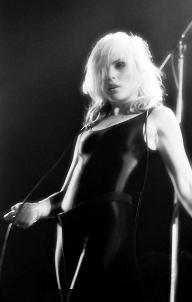 Blondie Band Beautiful Debbie Harry