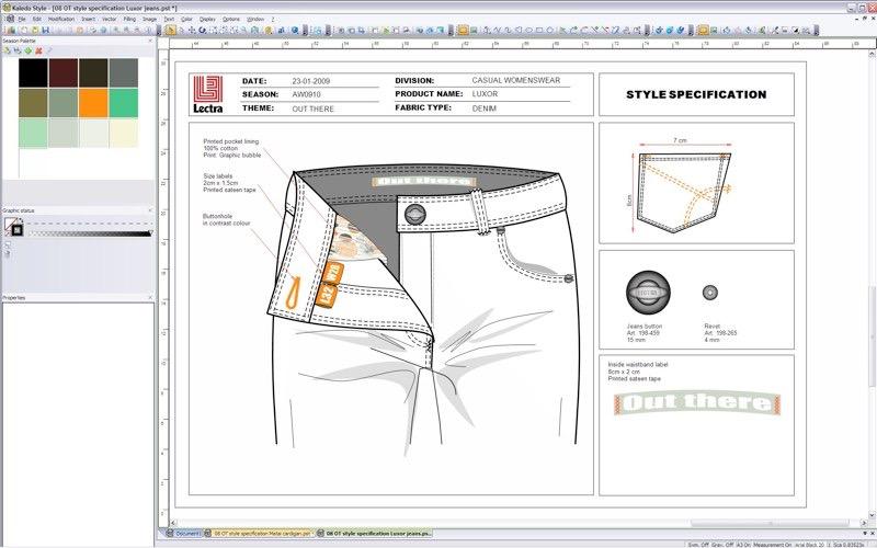 Lectra Kaledo Style V2-V3 Download Setup Free Full 7