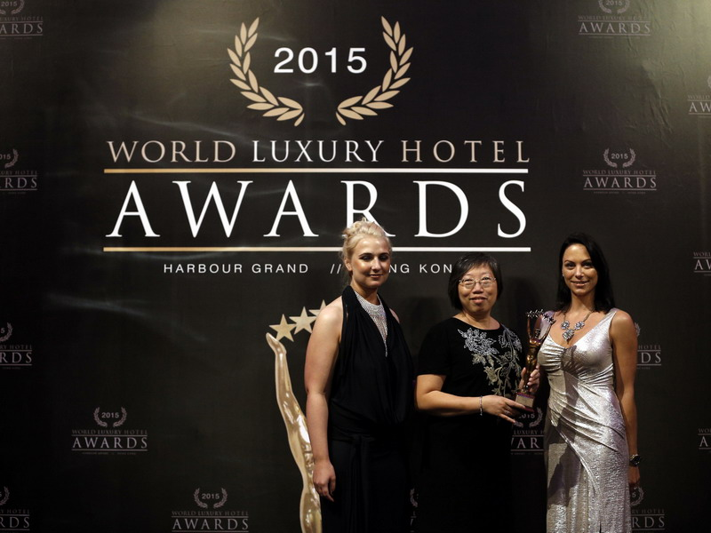 The Haven Wins World Luxury Hotel Awards 2015