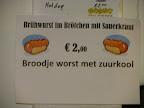 Hotdogs te koop