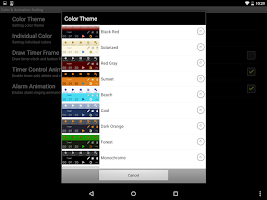 Screenshot of MultiTimer