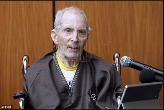 Millionaire Killer, Robert Durst Diagnosed With COVID-19, Placed On A Ventilator Two Days After Being Convicted Of Murdering His Friend