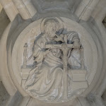 Château de Vincennes : donjon, salle d'étude