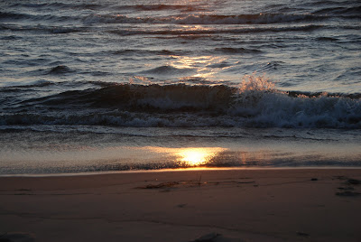 Oval Beach, Saugatuck, Michigan