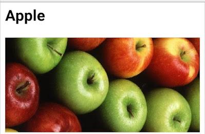 Apple plant seeds