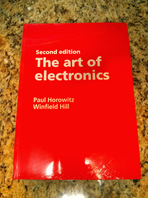 The Art of Electronics 2nd Edition (International) cover