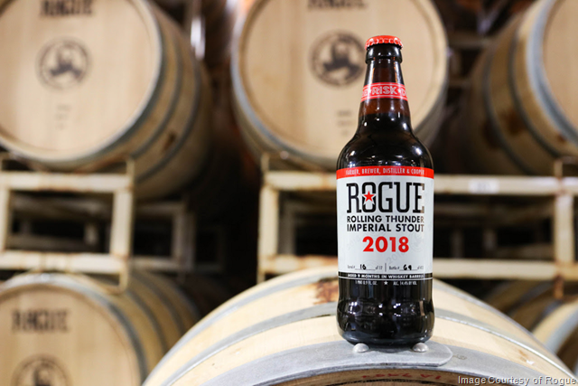 Rogue Releasing Rolling Thunder 2018 Rolls Out
