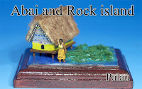 Abai and Rock Island -Palau-