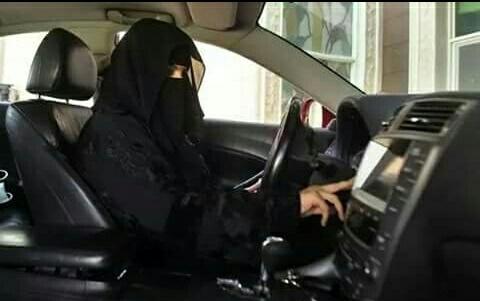 Saudiyya Tafara Baiwa Mata Lasisin Yin Tuki