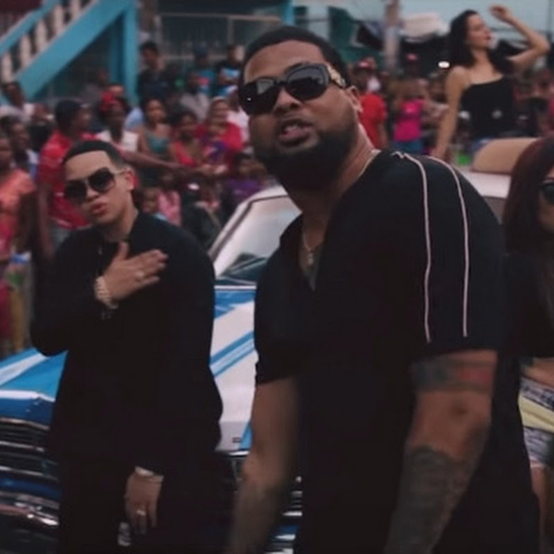 J Alvarez Ft. Lapiz Conciente – Los Del Toque (Official Video)