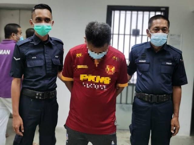 Seorang penjawat awam didakwa rogol anak tiri