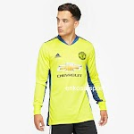 Jual Jersey Kiper Manchester United Away 2020-2021