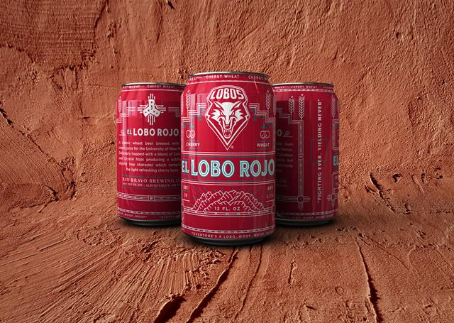 "The University of New Mexico Announces New ""El Lobo Rojo"" Beer"