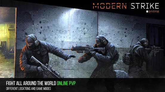 Modern Strike Online- screenshot thumbnail